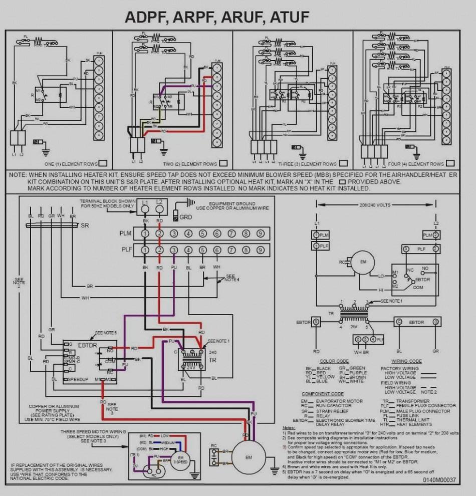 Air Handler Fan Relay Wiring Diagram Sample Blower Download Beautiful Diagrams