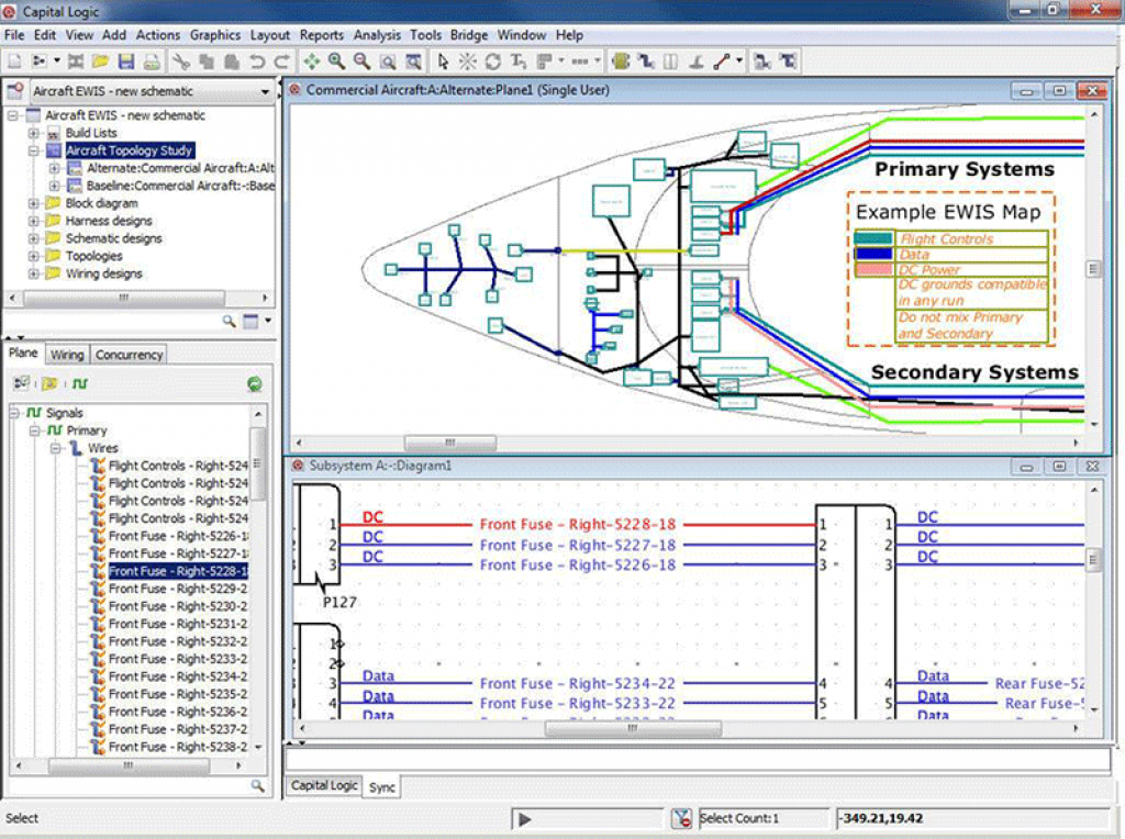 aircraft wiring diagram software Collection-Automotive Wiring Diagram Beautiful Capital Logic Circuit Design Mentor Graphics Ideas The Outrageous Amazing automotive 3-l
