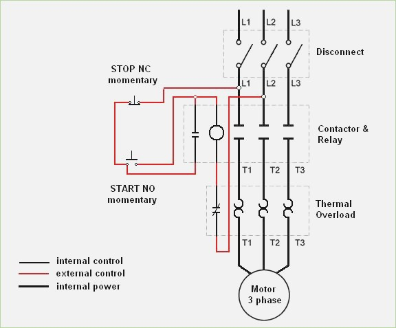 allen bradley 855t bcb wiring diagram Collection-Enchanting Allen Bradley Relay Wiring Diagram Motif Simple Wiring 4-p