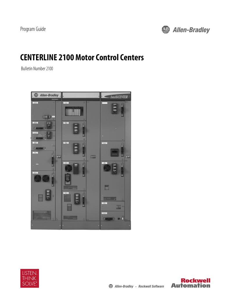 Allen Bradley Centerline 2100 Wiring Diagram Gallery | Wiring ...