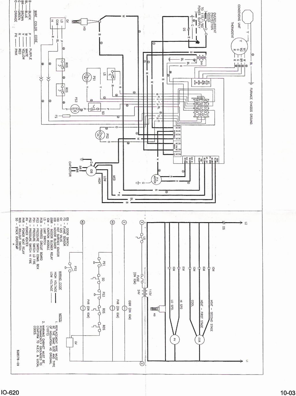 amana ptac wiring diagram collection | wiring diagram sample on