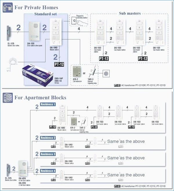 apartment wiring diagram Download-How to Draw A Parallel Circuit Diagram Best Plug Diagram Lovely 10 AiPhone Db 1md Wiring Diagram 0d 19-o