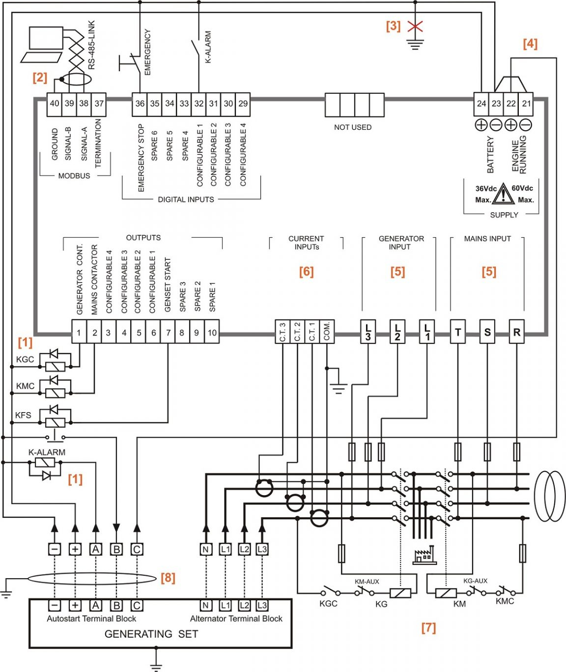 Diagram Switch Transfer Wiring Rtsl A on