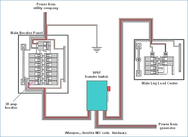 asco transfer switch wiring diagram Collection-Generac Automatic Transfer Switch Wiring Diagram Gorgeous Reference 12-e