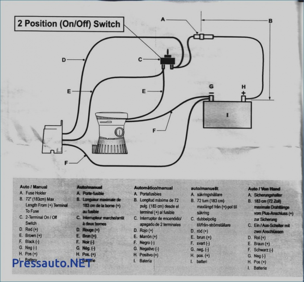 attwood guardian 500 bilge pump wiring diagram Download-Amazing 2007 Rinker Bilge  Pump Switch Wiring