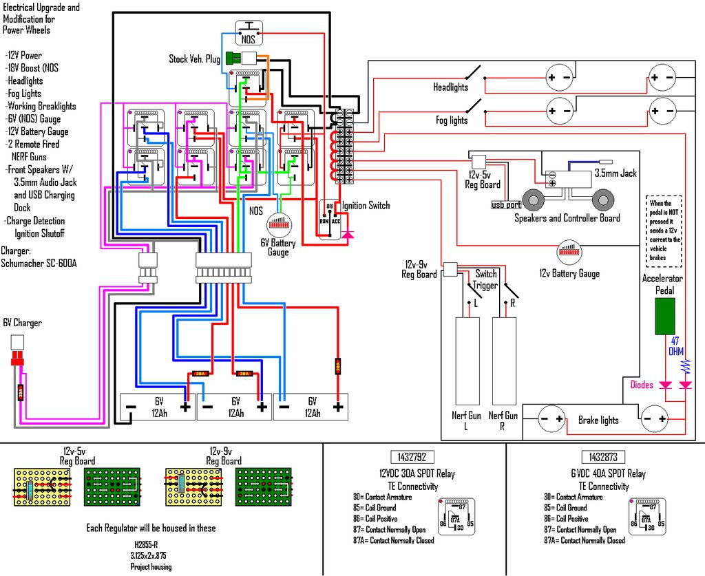 automatic charging relay wiring diagram gallery wiring. Black Bedroom Furniture Sets. Home Design Ideas