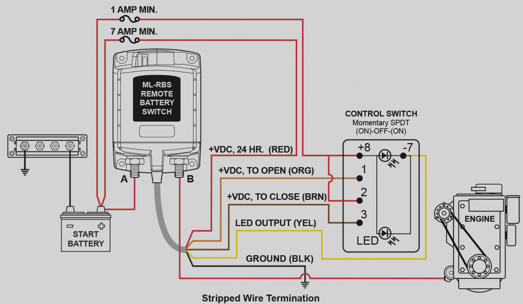 Automatic Charging Relay Wiring Diagram - Custom Wiring Diagram •