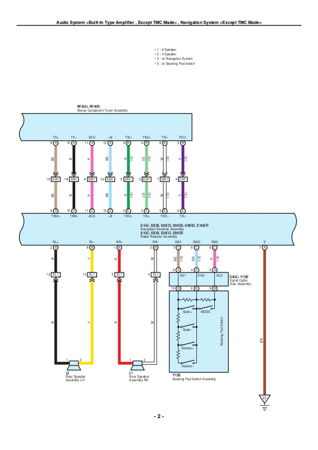 automatic vent damper wiring diagram Collection-Automatic Vent Damper Wiring Diagram Awesome 2009 2010 toyota Corolla Electrical Wiring Diagrams 19-o