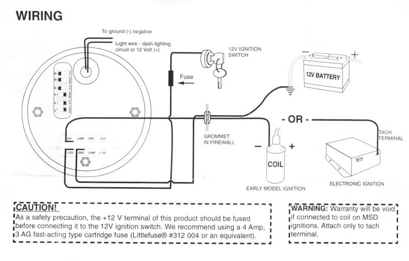 Autometer Gps Sdometer Wiring Diagram Download | Wiring ... on
