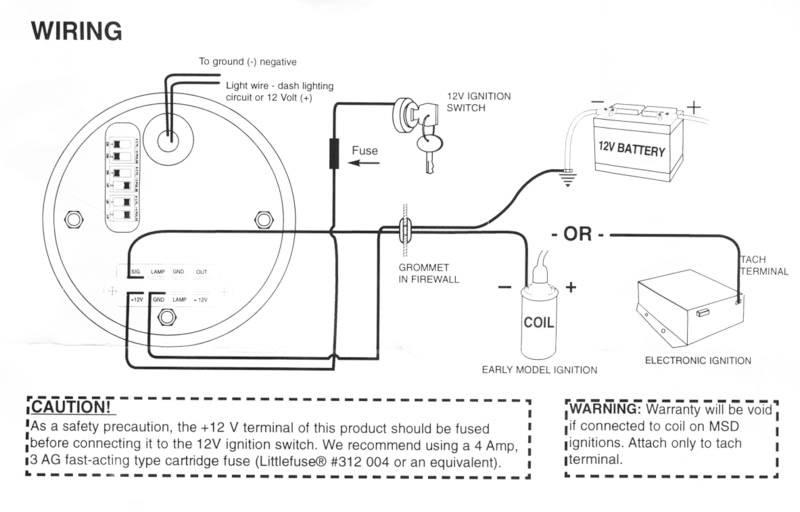 Phenomenal Auto Meter Street Tach Wiring Diagram Wiring Diagram Data Geral Blikvitt Wiring Digital Resources Geralblikvittorg