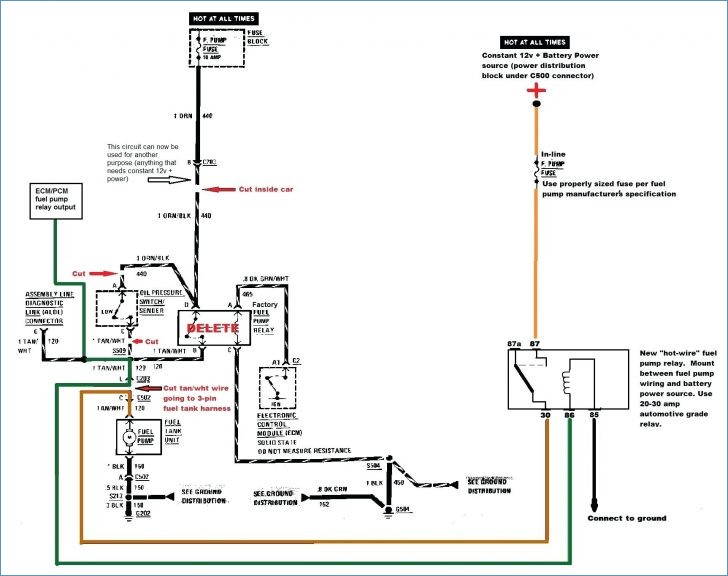 automotive relay wiring diagram Download-Automotive Relay Wiring Diagram 12v Spotlights Mustang Diagrams A Type Od Part V 8-p
