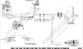 Automotive Voltage Regulator Wiring Diagram - Wiring Diagram Alternator Voltage Regulator Fresh 4 Wire Alternator Wiring Diagram Auto Throughout Voltage Regulator Inspirationa 68 ford Alternator Wiring 16n