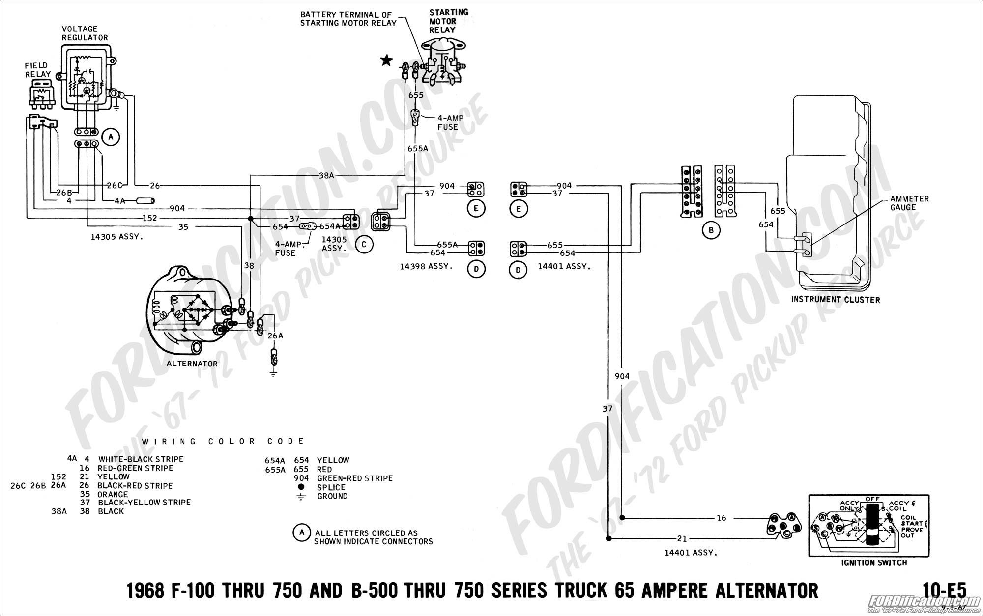 Automotive Voltage Regulator Wiring Diagram - Wiring Diagram Alternator Voltage Regulator Fresh 4 Wire Alternator Wiring Diagram Auto Throughout Voltage Regulator Inspirationa 68 ford Alternator Wiring 16n