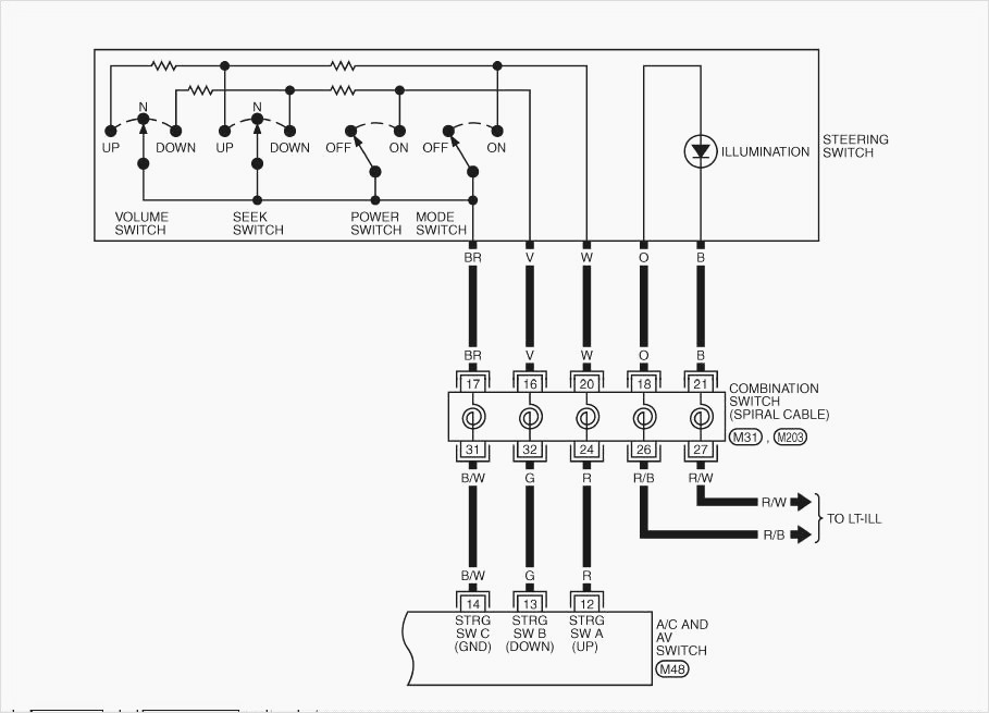 axxess steering wheel control interface wiring diagram Collection-19 Plus Steering Wheel Control Wiring Diagrams graph 18-a