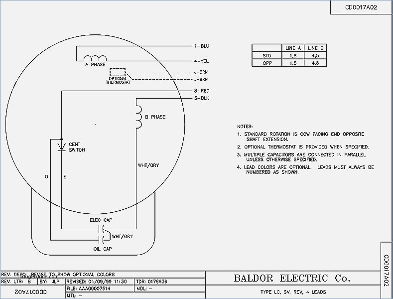 Baldor 1 5 Hp Wiring Diagram Collection Wiring Diagram