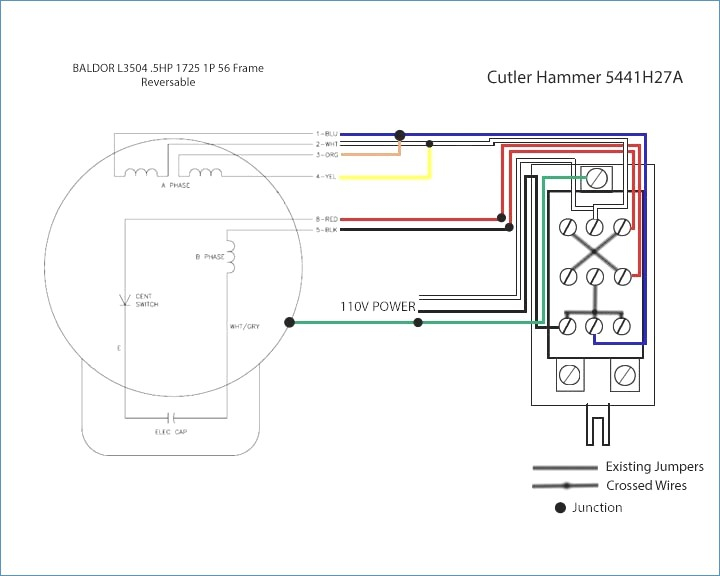 baldor industrial motor wiring diagram Collection-Best Wiring Diagram For Baldor Electric Motor 2 Hp Single Ripping 7-f