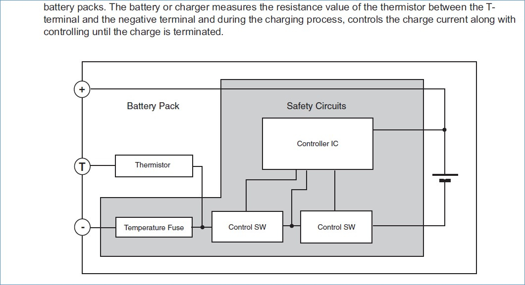 battery wiring diagram Collection-Battery Charging why are there 3 Pins some Batteries Wiring Diagram Od Rv Park 19-i