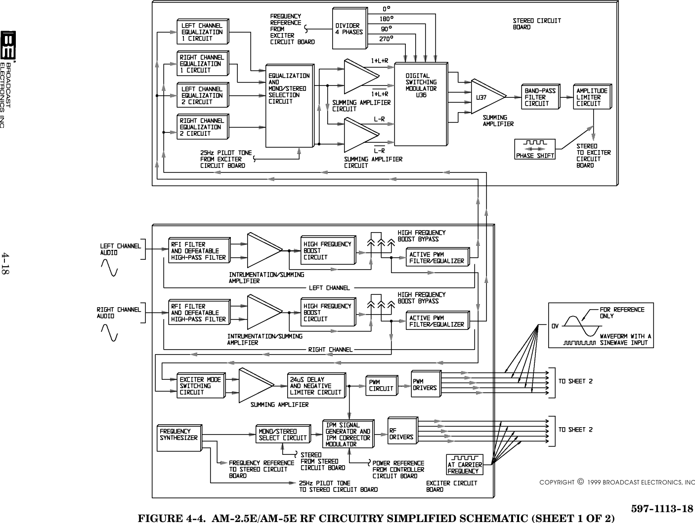 Bei Encoder Wiring Diagram Sample Download Page 80 Of 7eptx Am5e Am 5e 5kw Stereo