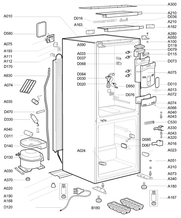 Beko Fridge Freezer Thermostat Wiring Diagram Whirlpool Fridge Wiring Diagram New Pretty Refrigerator Circuit Diagram S Electrical Circuit O on Cooling Components Electric Fan Wiring Diagram
