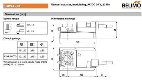belimo arb24 sr wiring diagram Download-Belimo Actuators Wiring Diagram Awesome 28 [belimo Actuators Wiring Diagram] 4-e