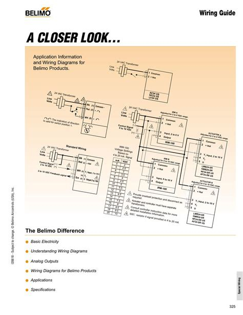 belimo lmb24 3 t wiring diagram Collection-Belimo Lmb24 3 T Wiring Diagram New 28 [belimo Actuators Wiring Diagram] 2-r