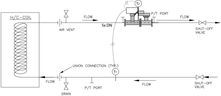 belimo lrb24 3 wiring diagram Collection-Belimo re mends installing one strainer per system If the system has multiple branches it is re mended to install one strainer per branch 11-m