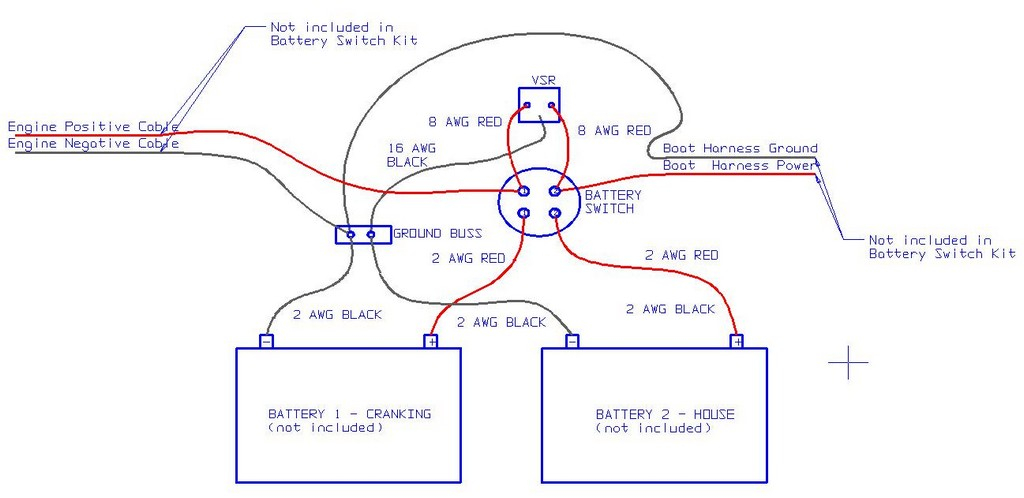 Bep Marine Battery Switch Wiring Diagram Gallery | Wiring ... on