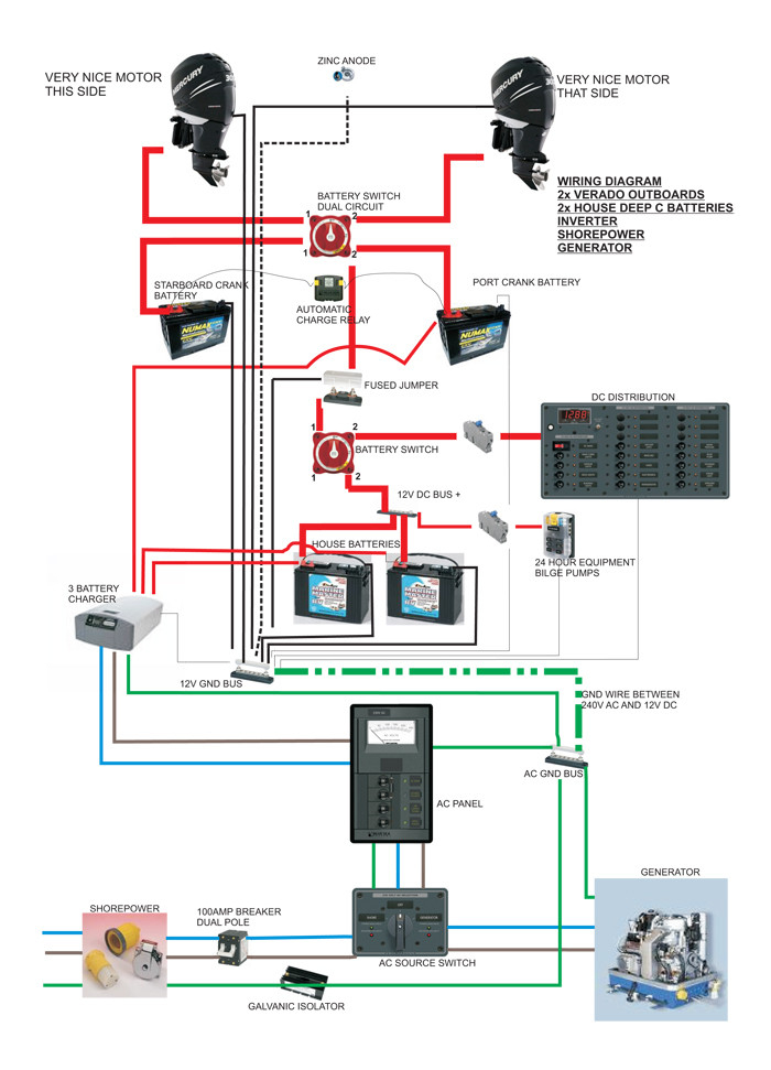 Bep marine battery switch wiring diagram gallery