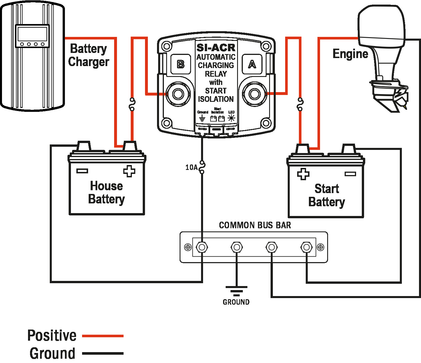 blue sea dual battery switch wiring diagram Download-Perko Dual Battery Switch Wiring Diagram Free Inside And With 20-b
