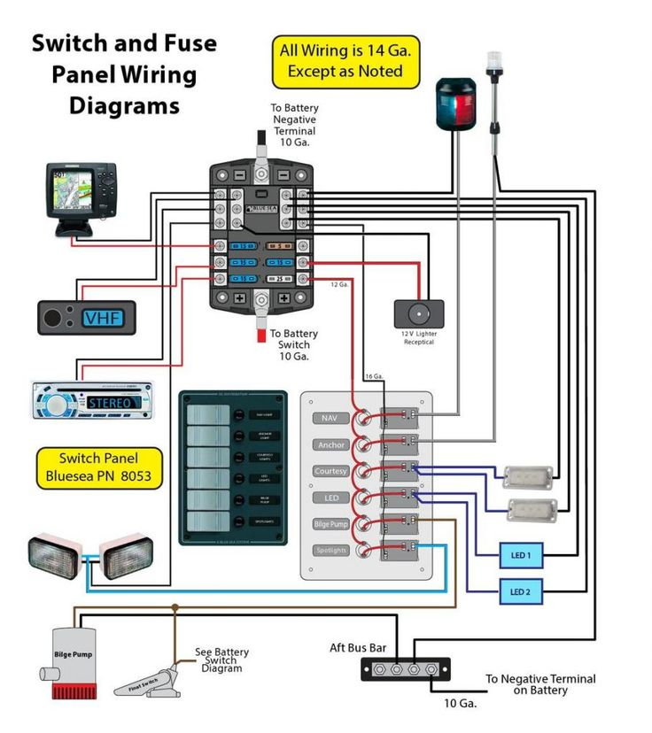 boat dock wiring diagram Download-image for larger version Name GW Wiring Diagrams Views 9 Size KB ID 6-t