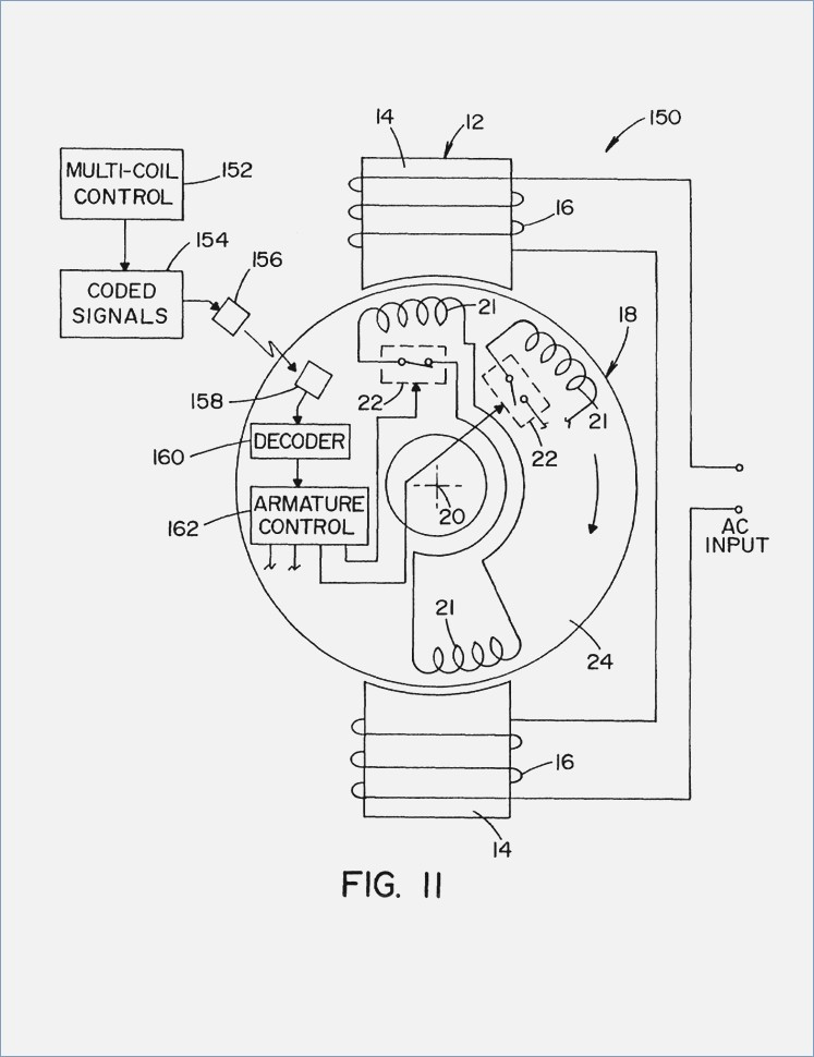 Bodine Electric Dc Motor Wiring Diagram Gallery