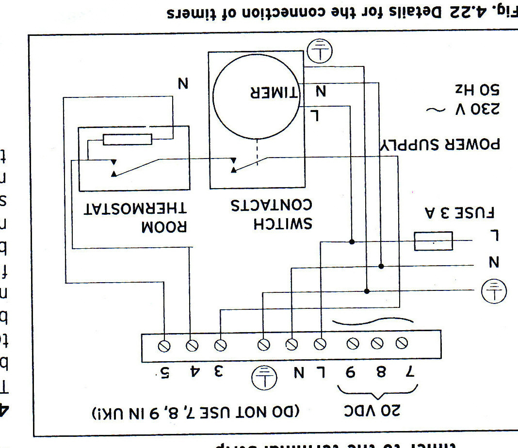 Wiring A Boiler Solutions Parker Diagram Diagrams Data