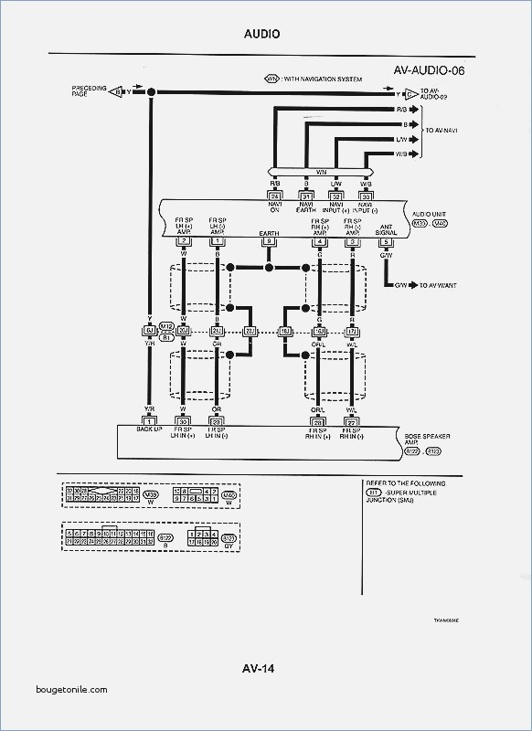 Bose Lsps Speaker System Wiring Diagram - Wiring Diagram H8