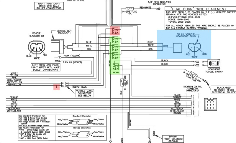 boss snow plow light wiring diagram Download-Boss Snow Plow Light Wiring Diagram Wire Center • 4-r