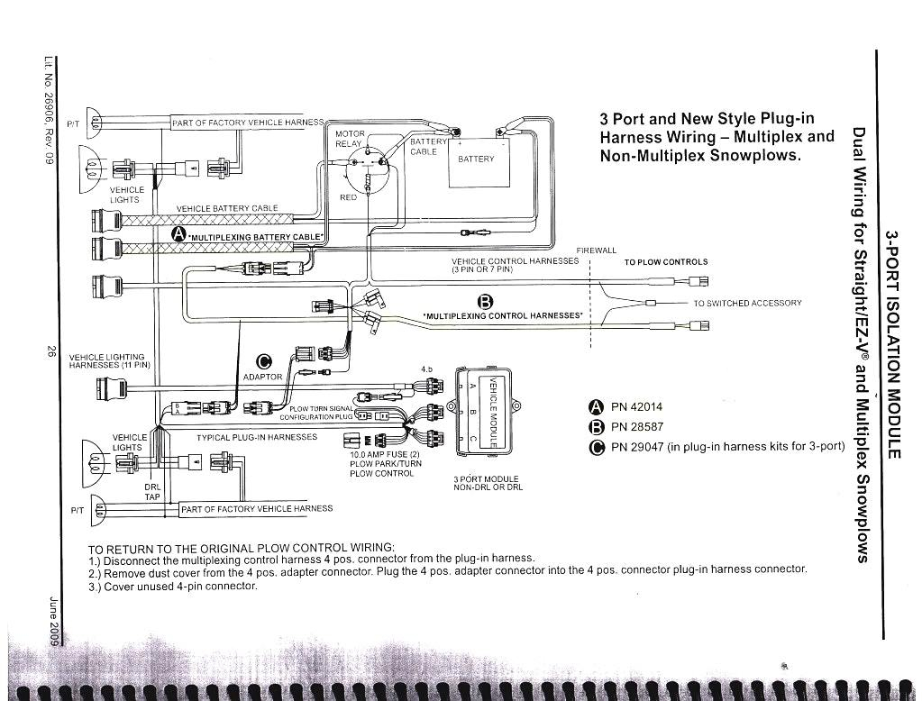 boss snow plow light wiring diagram download wiring Boss Snow Plow Light Wiring Diagram