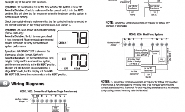 braeburn thermostat wiring diagram Collection-Prime Braeburn Thermostat Wiring Diagram Troubleshooting Wiring Diagrams 15-d