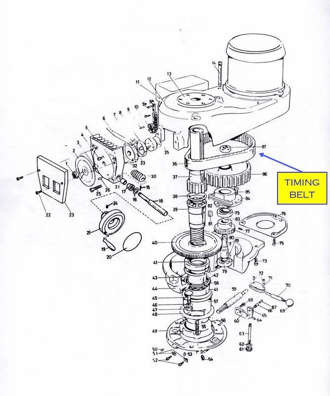Bridgeport Series 2 Wiring Diagram Gallery | Wiring Diagram ... on