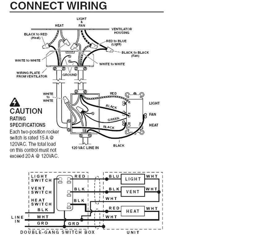 broan fan wiring wire center u2022 rh 66 42 98 166 Attic Fan Wiring Diagrams Electrical Attic Fan Timer Wiring Diagram