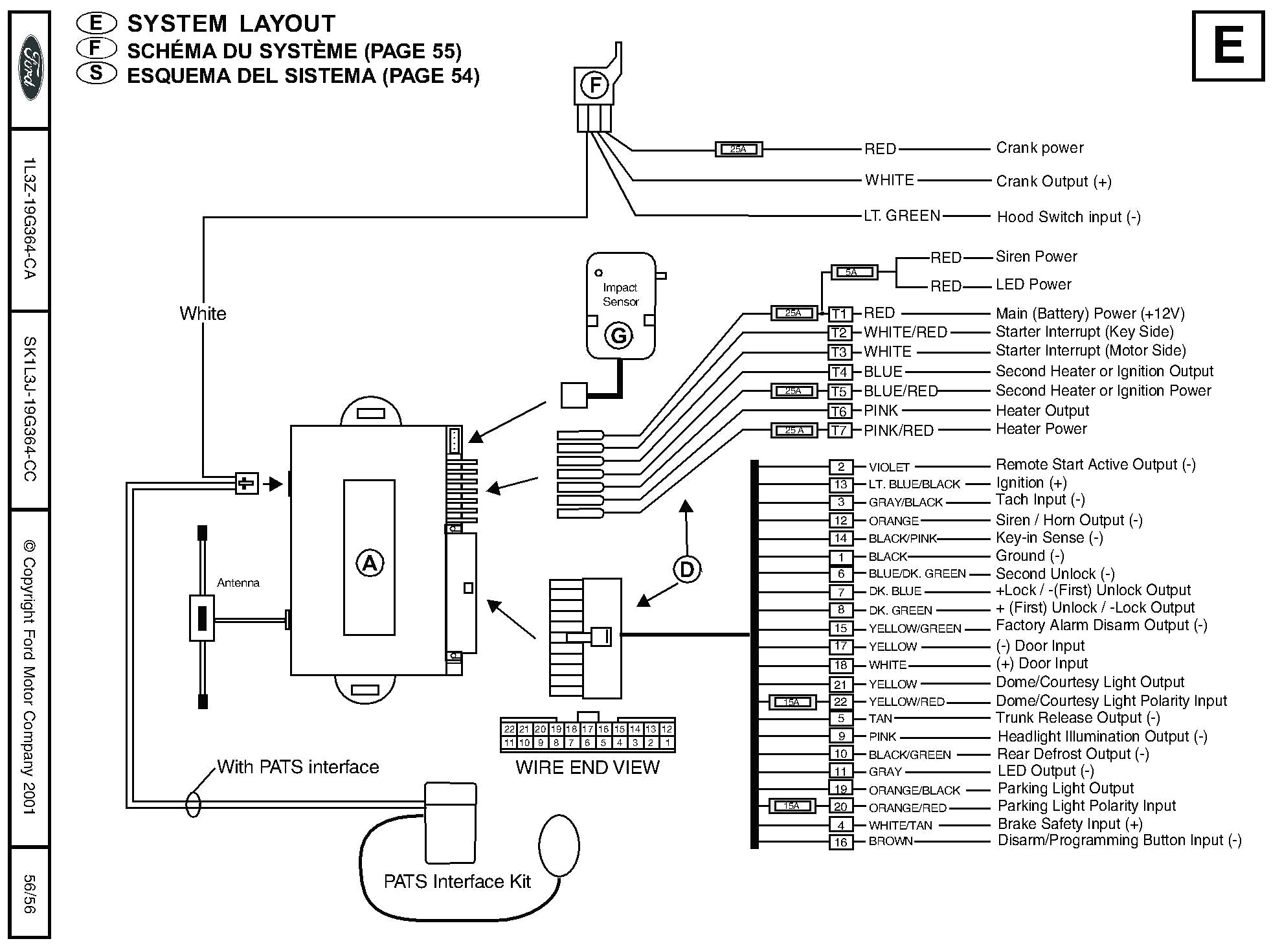 bulldog security alarm wiring diagram Download-Toyota Alarm Wiring Diagram New Vehicle Wiring Diagrams For Alarms Best Bulldog Security Wiring 14-t