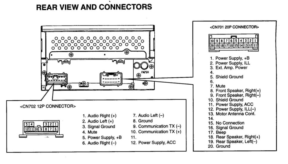 Jvc Powered Subwoofer Schematic Diagram - Trusted Wiring Diagram