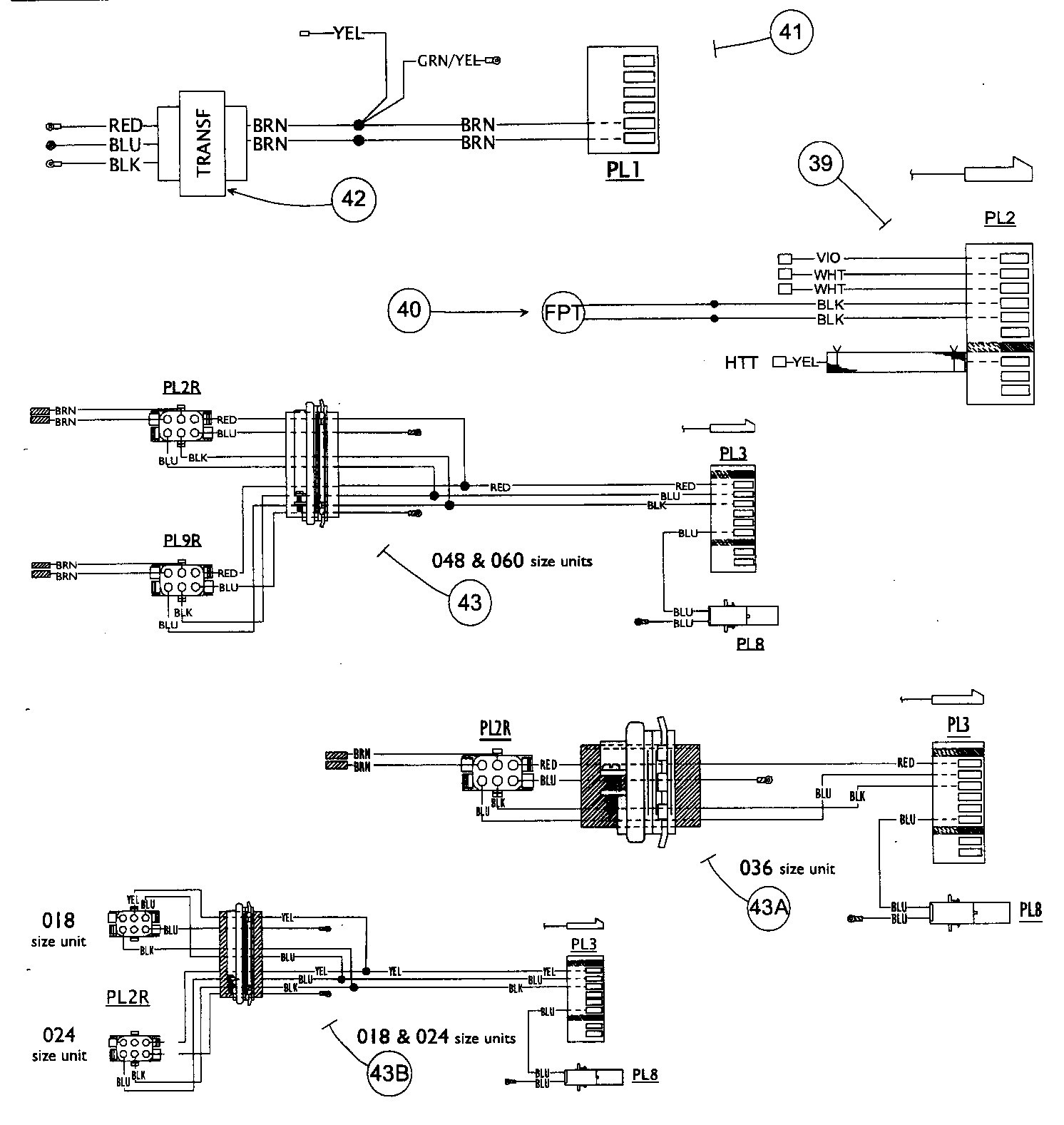 Carrier air conditioner wiring diagram gallery