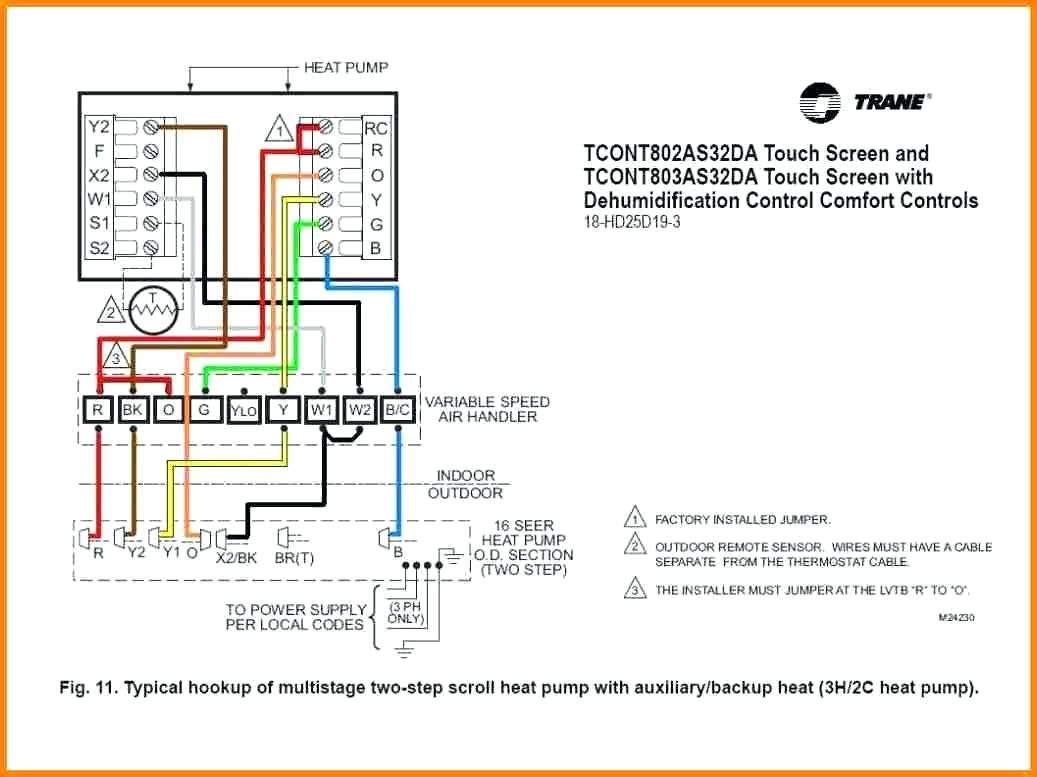 York Heat Pump Thermostat Wiring Diagram Collection
