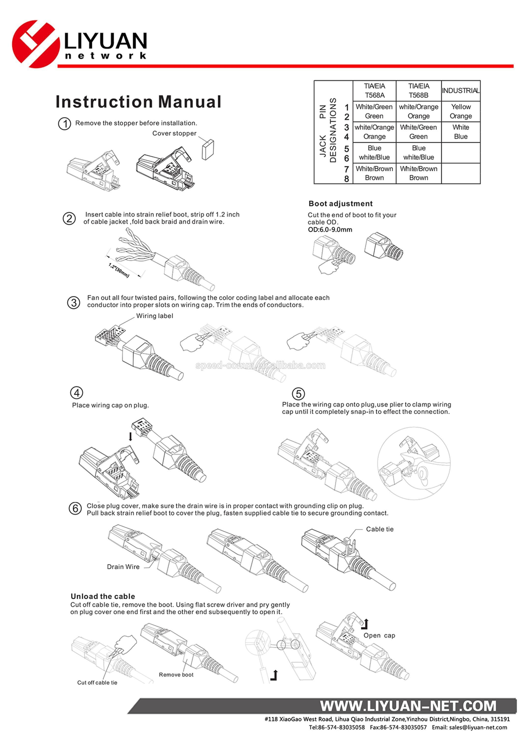 cat 6 wiring diagram rj45 collection wiring diagram sample