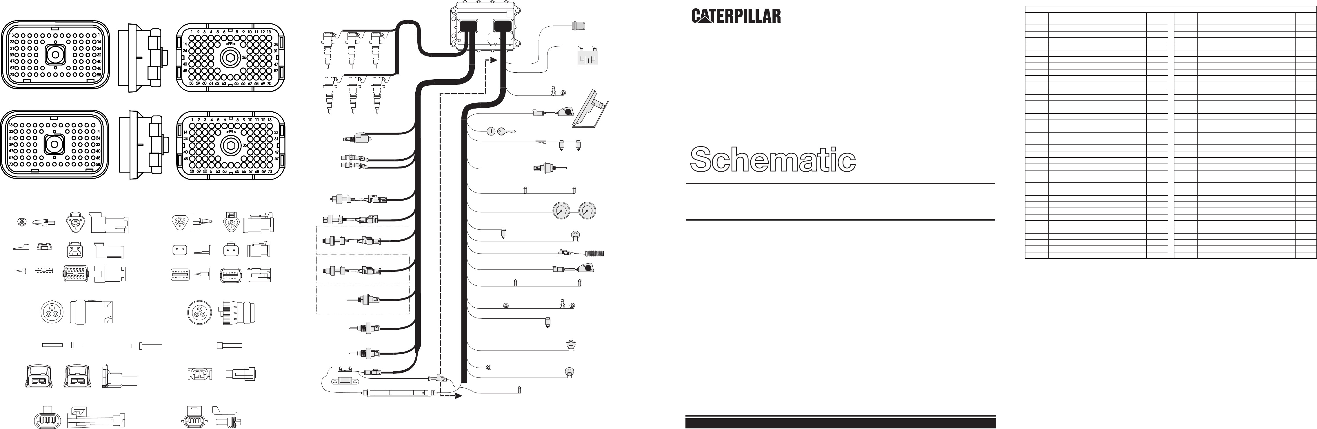 Cat C9 Wiring Diagram | Wiring Diagram