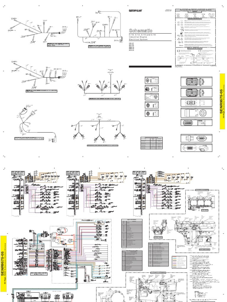 cat c10 engine wiring diagram detailed schematic diagrams rh 4rmotorsports  com