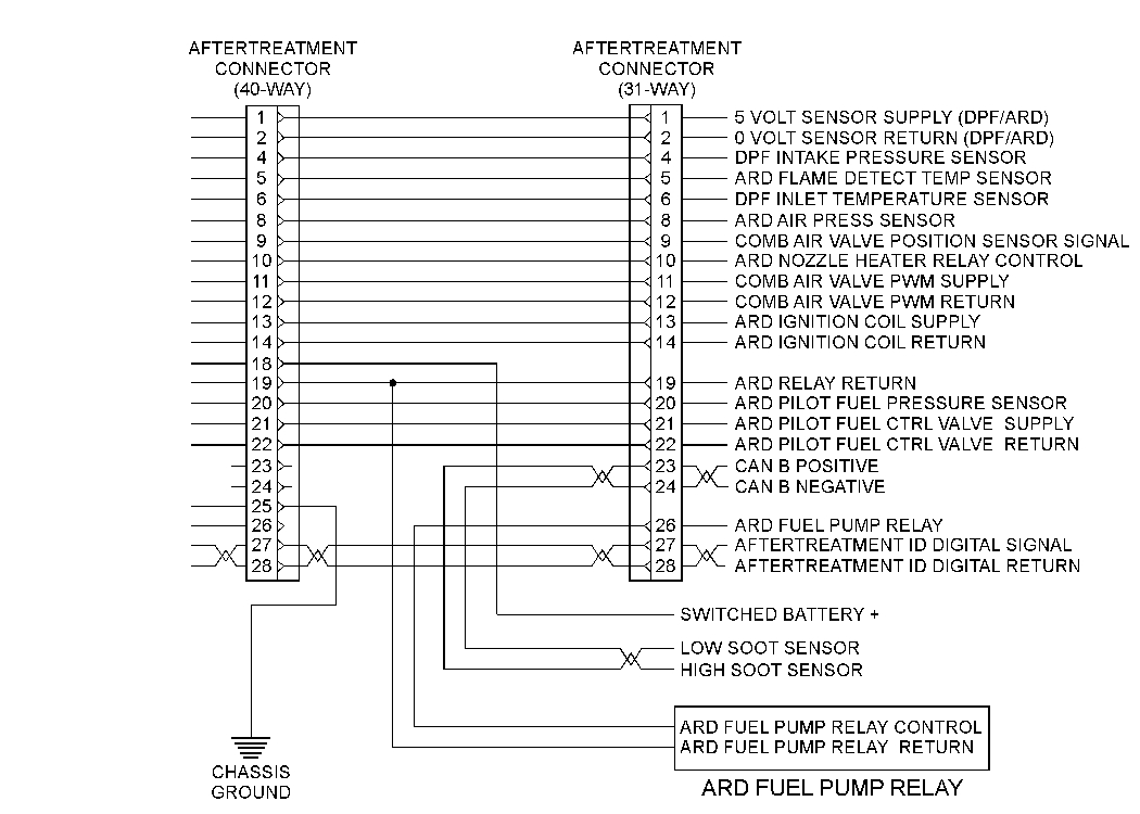 cat c15 acert ecm wiring diagram - wiring diagram pictures 2005 c15 ecm wire diagram #7