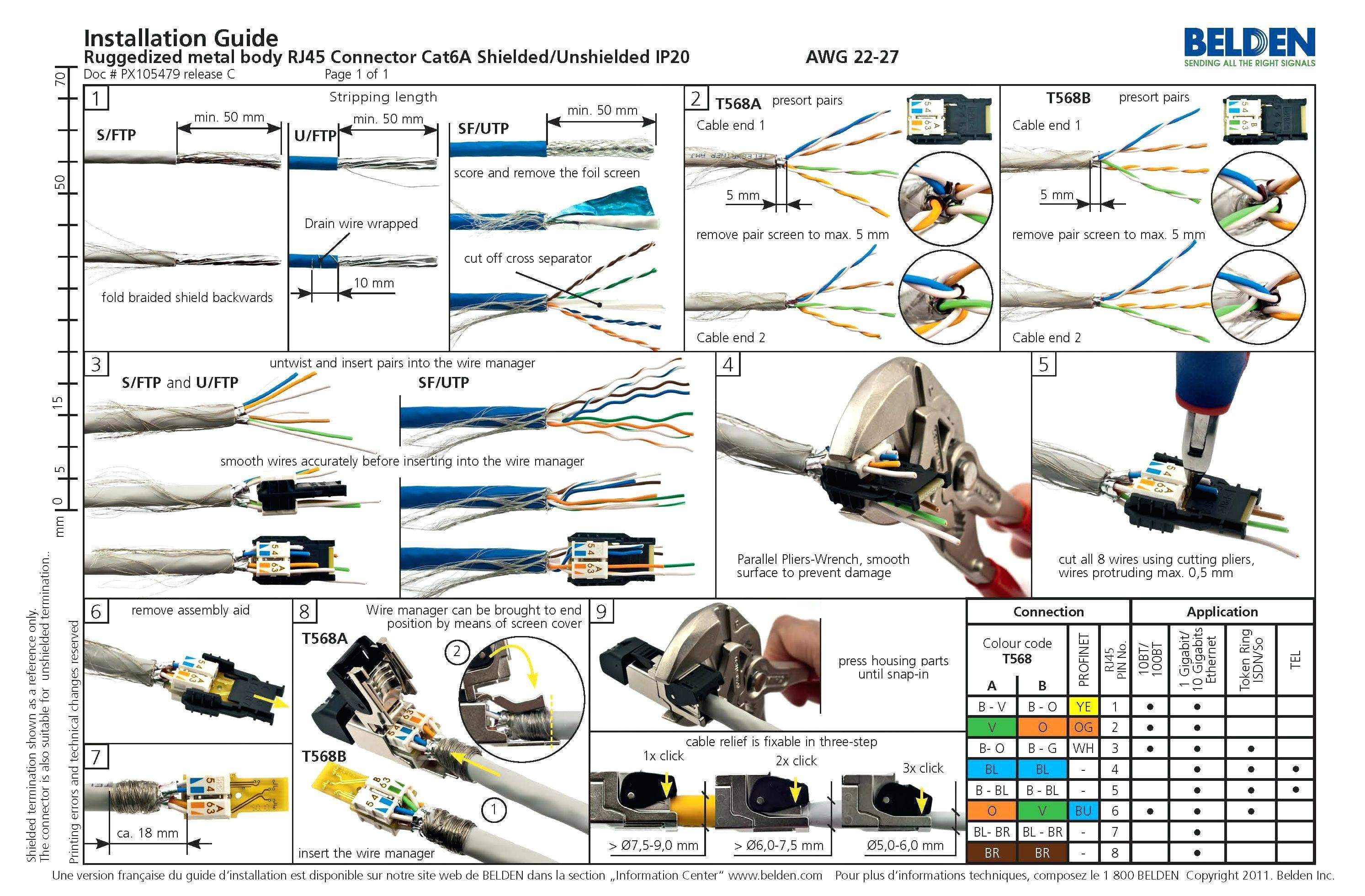cat5 telephone jack wiring diagram