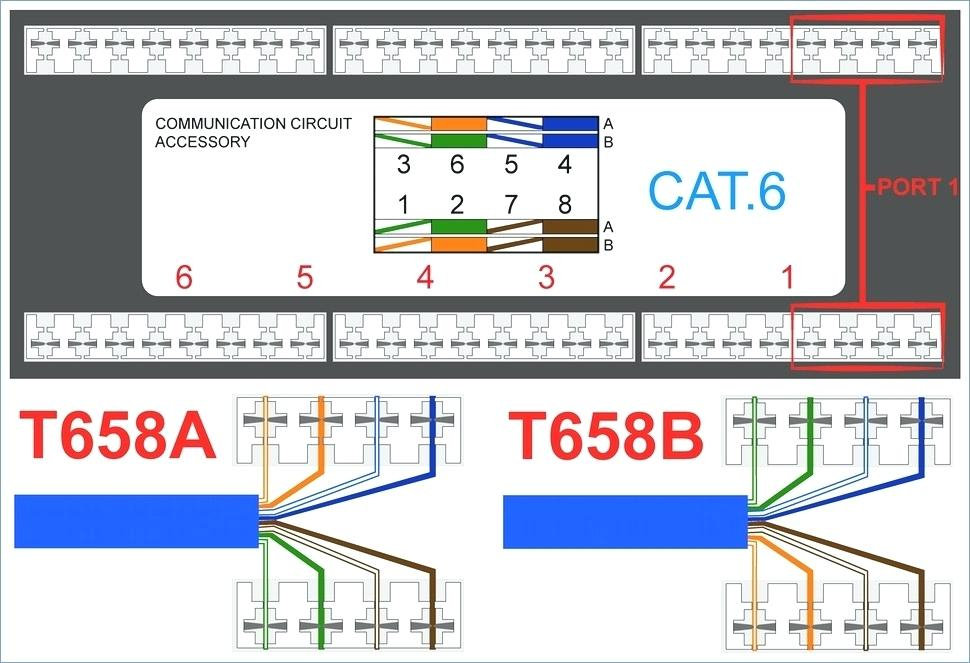 cat5 wall plate wiring diagram Collection-cat 5 wire diagram 6 wiring for wall plates 12-q