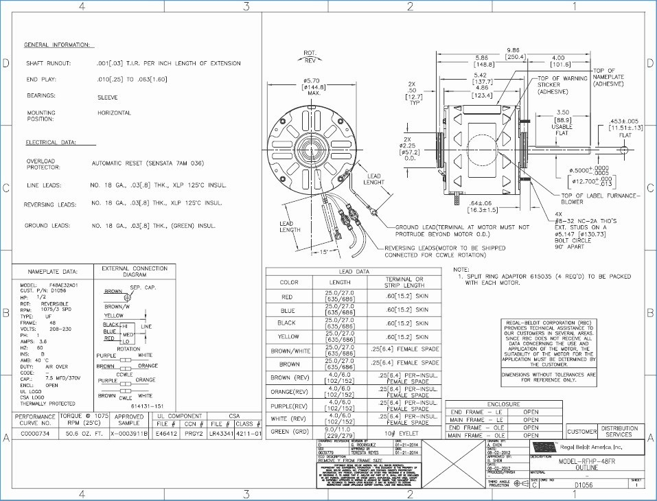 century 1 2 hp motor wiring diagram Download-Fine Gould Century Motor Wiring Diagram Inspiration Everything You 6-c