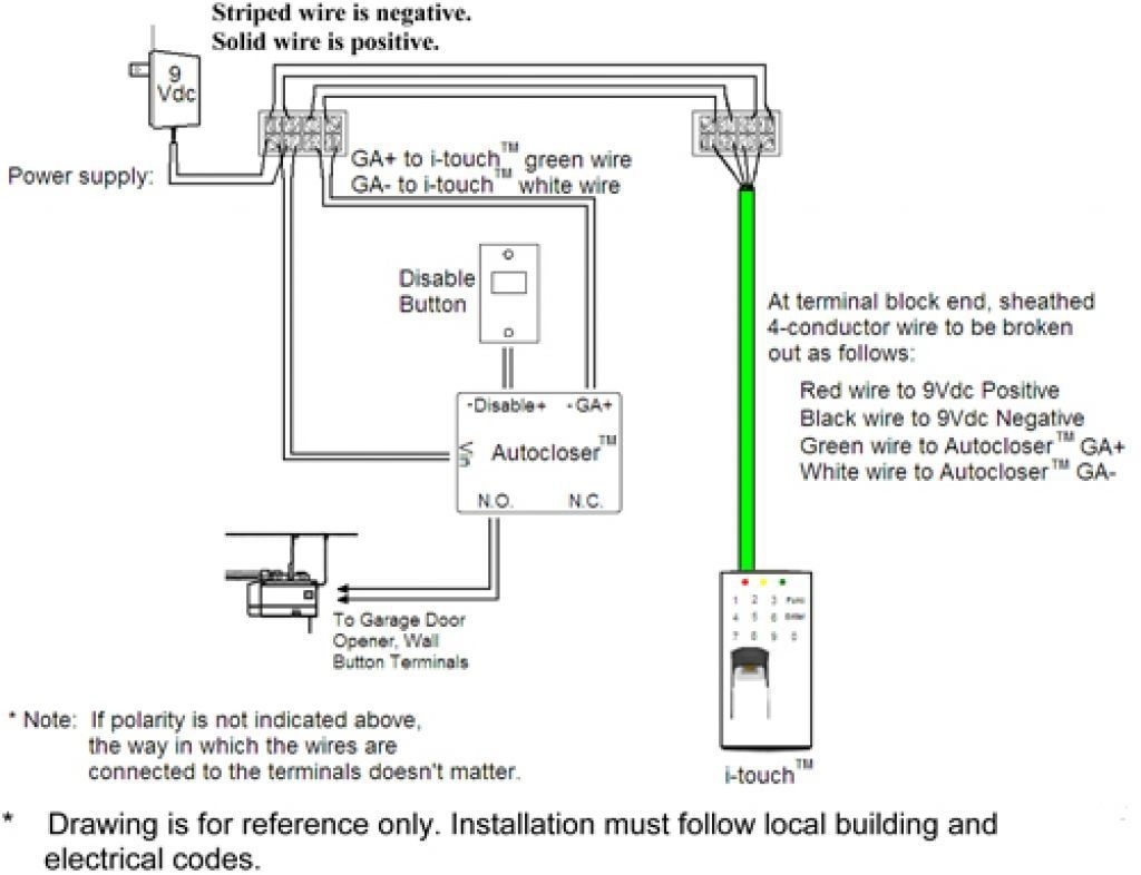 Chamberlain Garage Door Sensor Wiring Diagram Collection Wiring